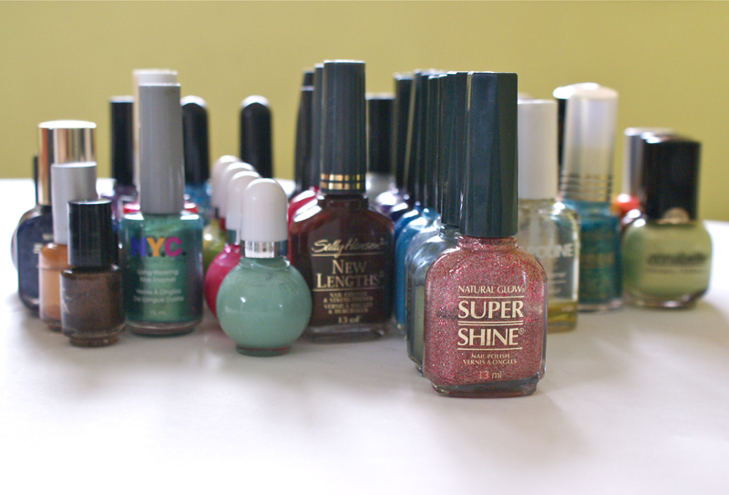 Revived polishes!