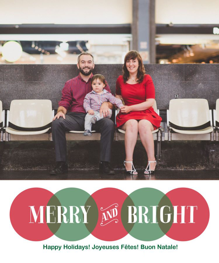 Our Holiday Card - 2016